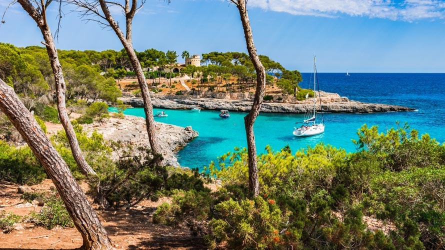 Sail in Spain, Yacht charter in Spain, Balearic Islands, Mallorca