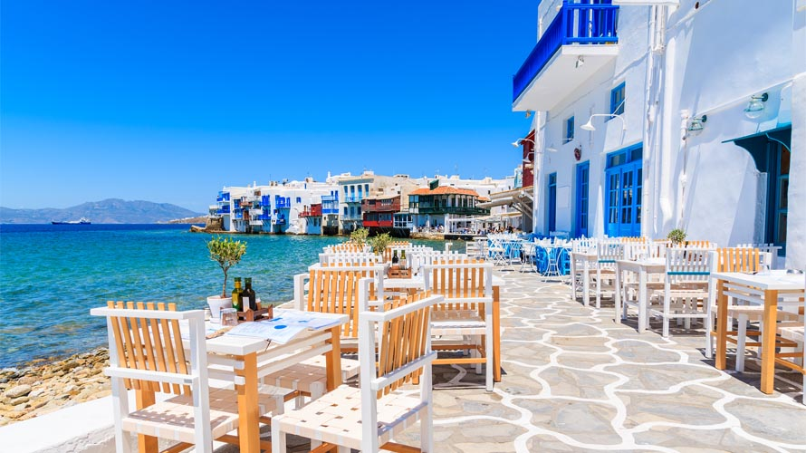 Sail in Greece, Yacht charter in Greece, Mykonos
